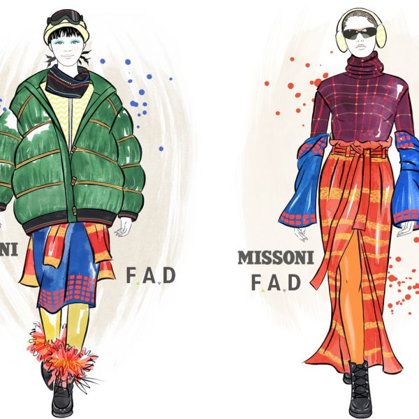 FAD x MISSONI – ONE YEAR ON | Amy Carter